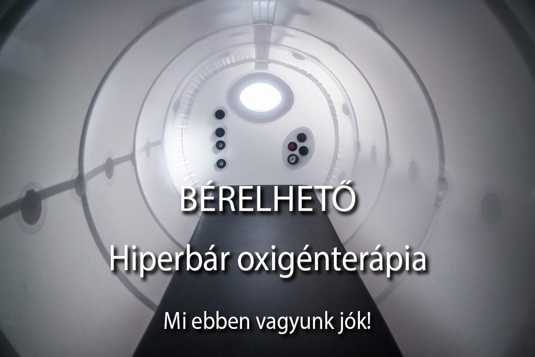 hiperbár oxigénterápia